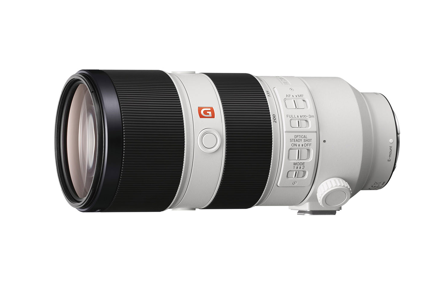Sony FE 70-200mm f/2.8 GM OSS Lens
