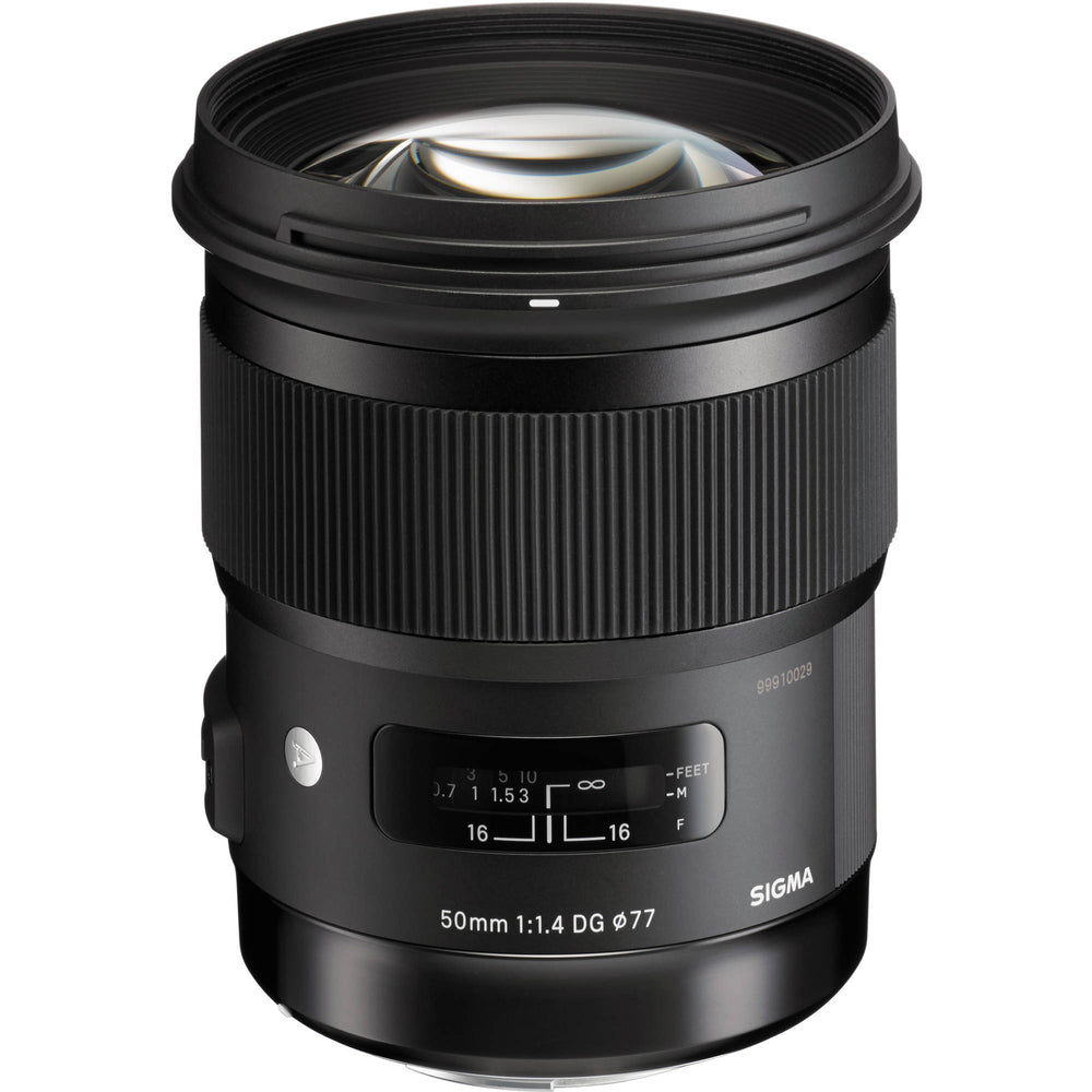 Sigma 50mm f/1.4 DG HSM Art - EF Mount Lens