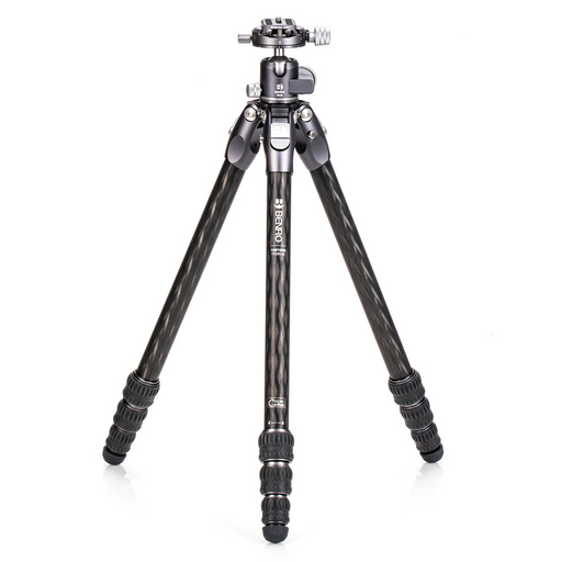 Benro #1 Tortoise Columnless Carbon Fiber One Series Tripod with GX25 Ball Head
