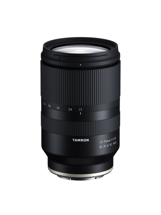 Tamron 17-70mm f/2.8 Di III-A VC RXD - Sony E-Mount Lens