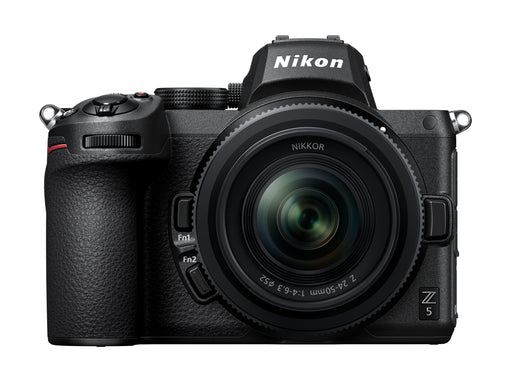 Nikon Z5 Mirrorless Camera with Z 24-50mm f/4-6.3 Lens