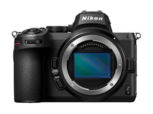 Nikon Z5 Mirrorless Camera Body