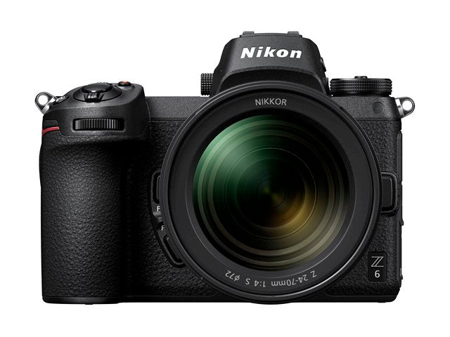Nikon Z 6 Mirrorless Camera with Z 24-70mm f/4 S Lens Kit