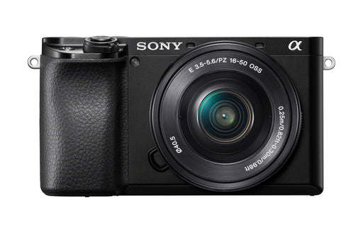 Sony Alpha a6100 Mirrorless Camera with 16-50mm Lens Kit