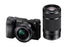 Sony Alpha a6100 Mirrorless Camera + Dual Lens Kit
