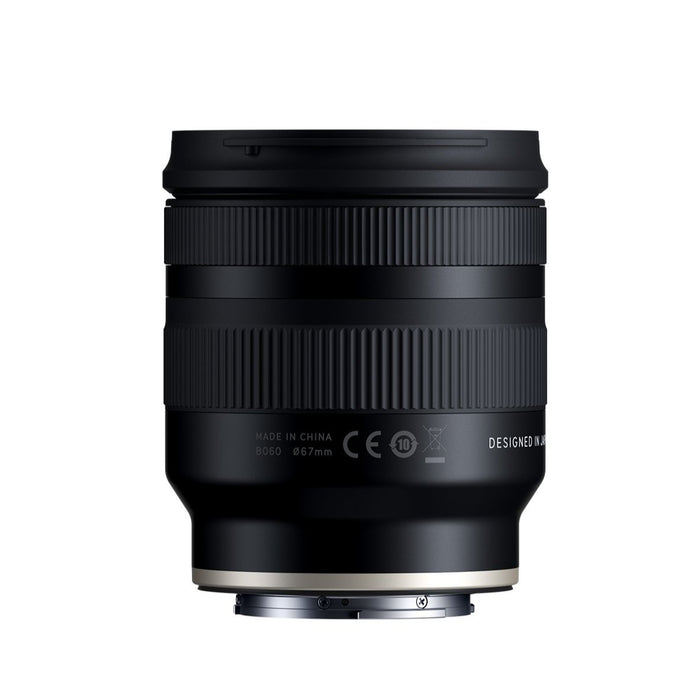 Tamron 11-20mm f/2.8 Di III-A RXD - Sony E Mount Lens