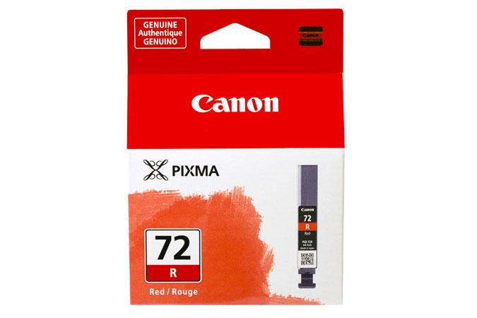 Canon LUCIA PGI-72 Red Ink Tank