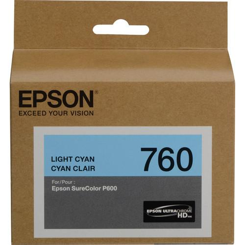 Epson T760 Light Cyan 26ml