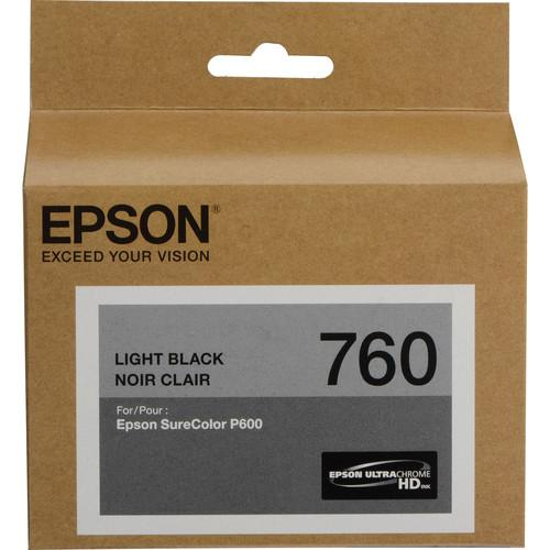 Epson T760 Light Black 26ml