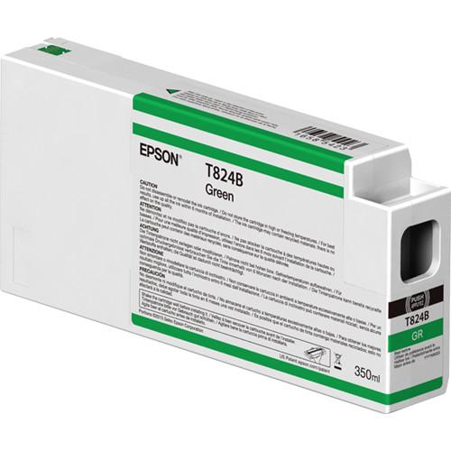 Epson P-Series Green Ink Cartridge 350ml