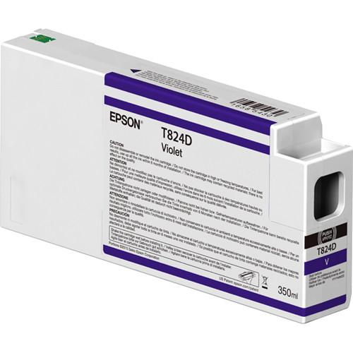 Epson P-Series Violet Ink Cartridge 350ml