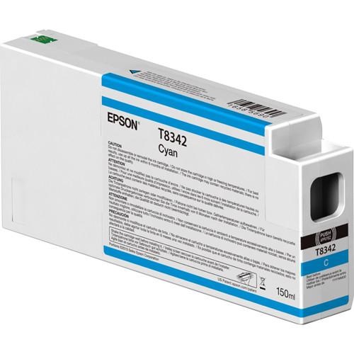 Epson P-Series Cyan Ink Cartridge 150ml