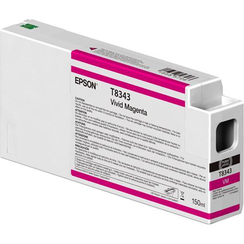 Epson P-Series Vivid Magenta Ink Cartridge 150ml