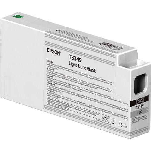 Epson P-Series Light Light Black Ink Cartridge 150ml