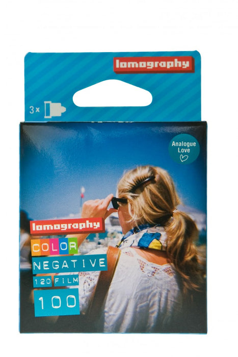 Lomography Color Negative 120 ISO 100