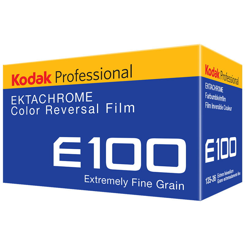 Kodak Professional EKTACHROME Film E100 (135-36)-Film, Color-Kodak-Pro Photo Supply