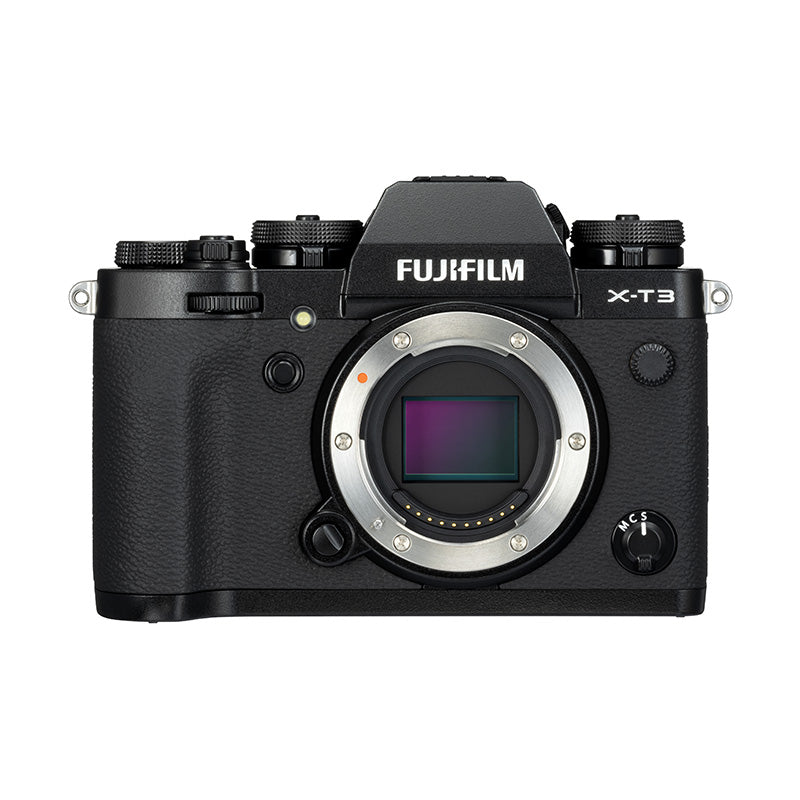 FujiFilm X-T3 Mirrorless Digital Camera with 18-55mm-Camera, Mirrorless-Fujifilm-Pro Photo Supply