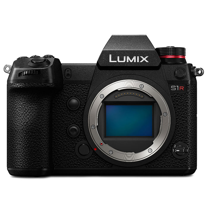 Panasonic Lumix DC-S1R Mirrorless Digital Camera