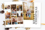 Holiday Tile - 5 x 7 Custom Holiday Cards
