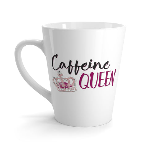 Caffeine Queen Latte Mug