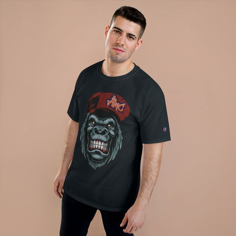 AMC Graffiti Ape Champion Tee