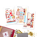 Belle Planner Stickers A5