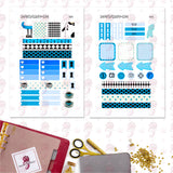 Classic Alice Personal Planner Stickers