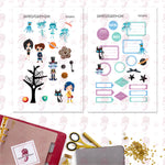 Coraline Personal Planner Stickers