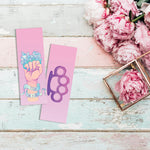 Fight Like a Girl Bookmarks