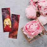 Aelin Libraries Quote Bookmarks