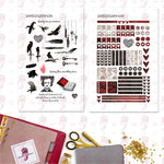 Poe Personal Planner Stickers