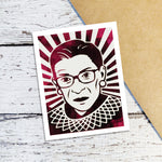 Supreme RBG Note Cards