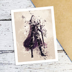 Throne of Glass Queen of Shadows Note Cards