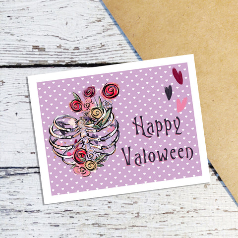 Valoween Note Cards
