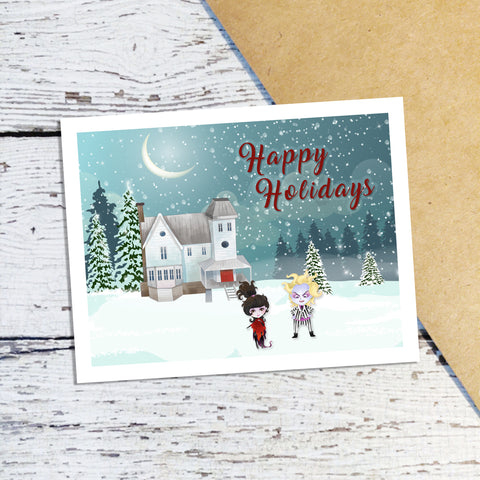 Beetlemas Holiday Cards