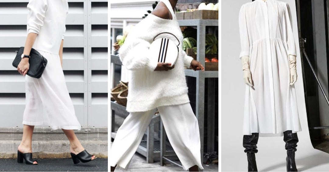 Iyawo White Fashion Inspiration (FALL 2018)