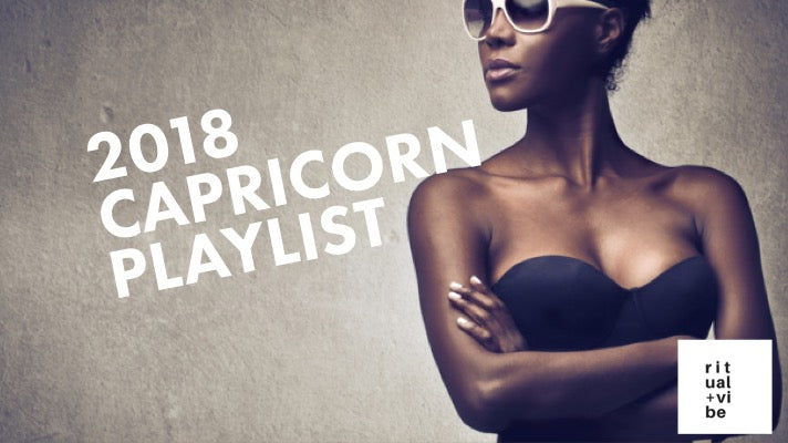CAPRICORN PLAYLIST 2018