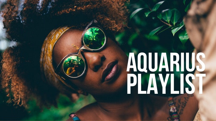 AQUARIUS PLAYLIST 2019