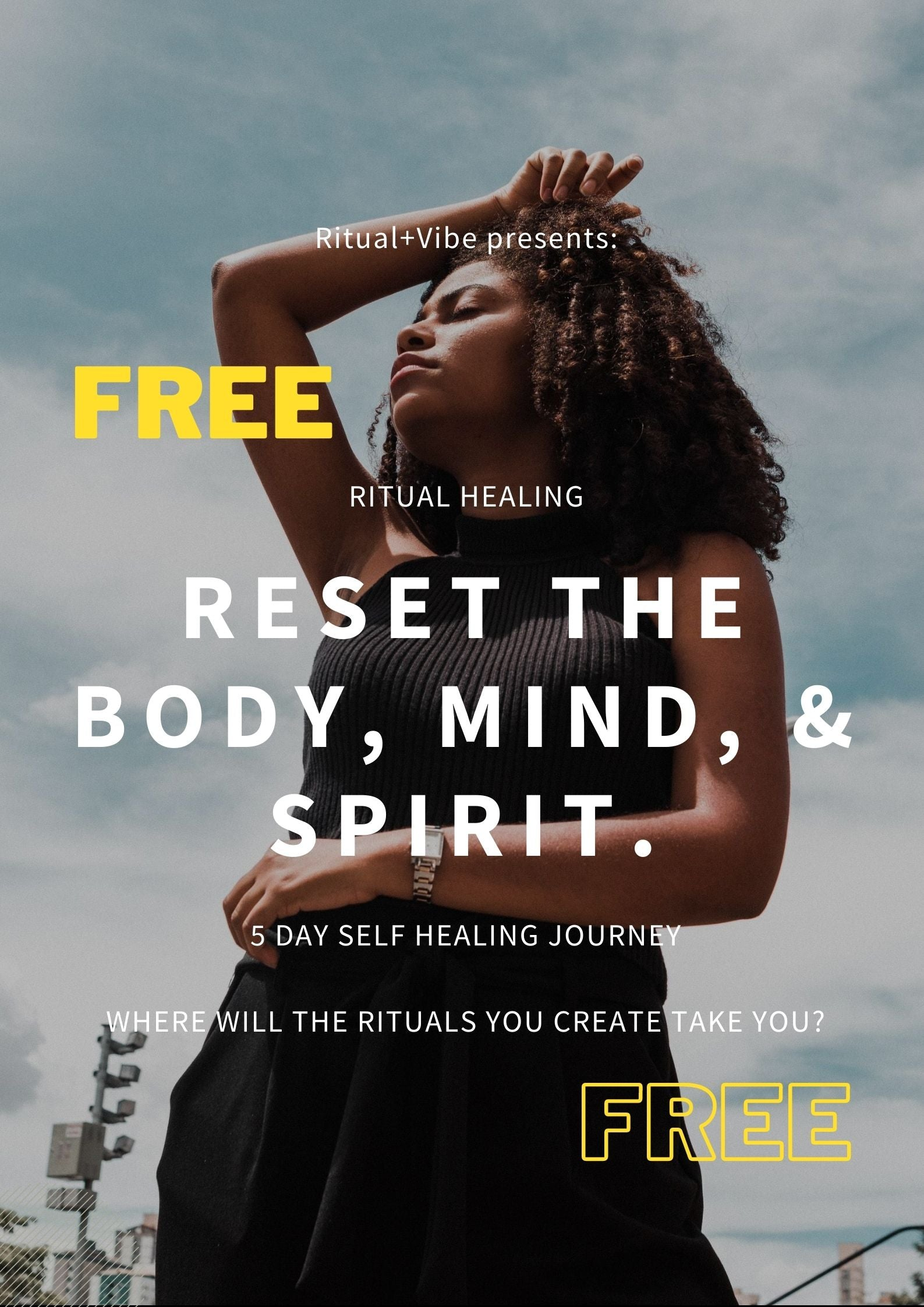 Join Free Self Healing Course Energetic Healing Journey