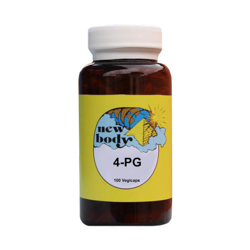 4-PG Herbal Supplement by New Body