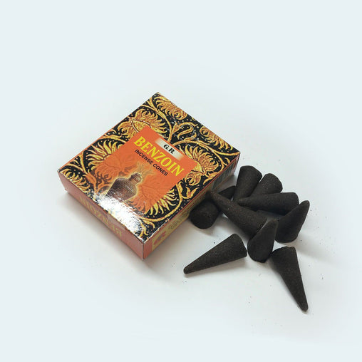 Incense Cones (12-pack) from Ritual+Vibe
