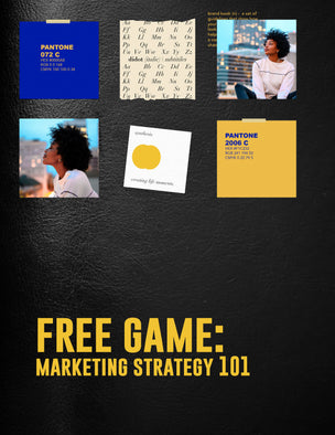 FREE GAME - Marketing Strategy 101