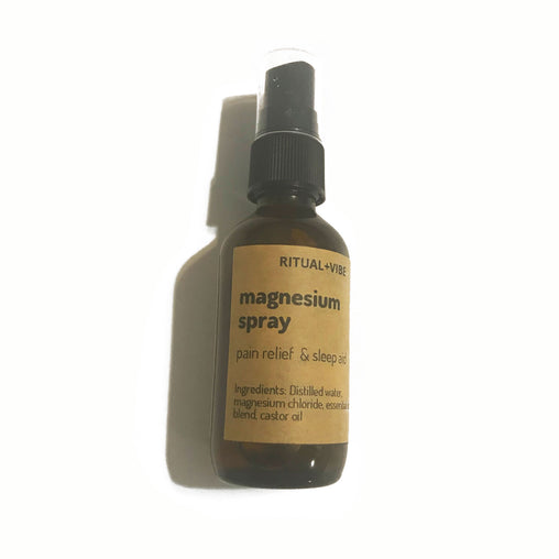 Magnesium Oil Spray 2oz
