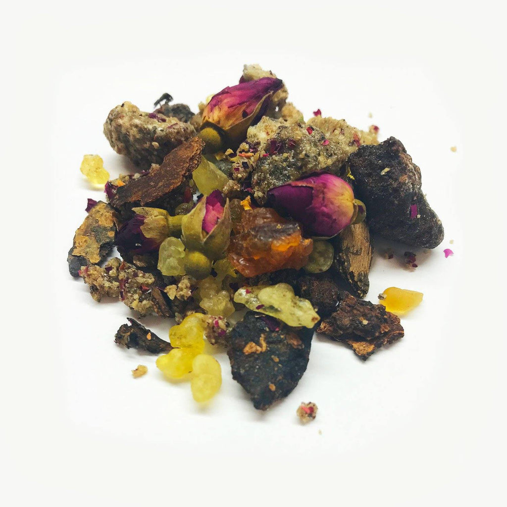 """This The Life"" Loose Incense Blend (Sweet & Purifying) from Ritual+Vibe"