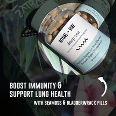 Deep Sea Seamoss & Bladderwrack Supplements
