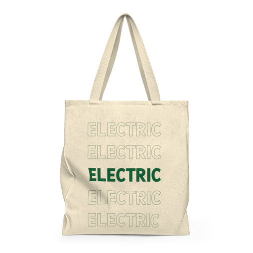 Electric Tote Bag from Ritual+Vibe