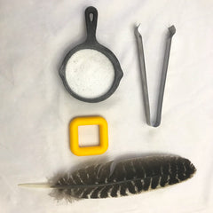 Smudge Kit from Ritual+Vibe
