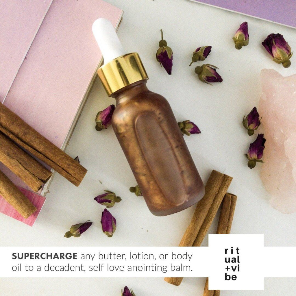 Self Love Glow - Anointing Oil & Booster from Ritual+Vibe