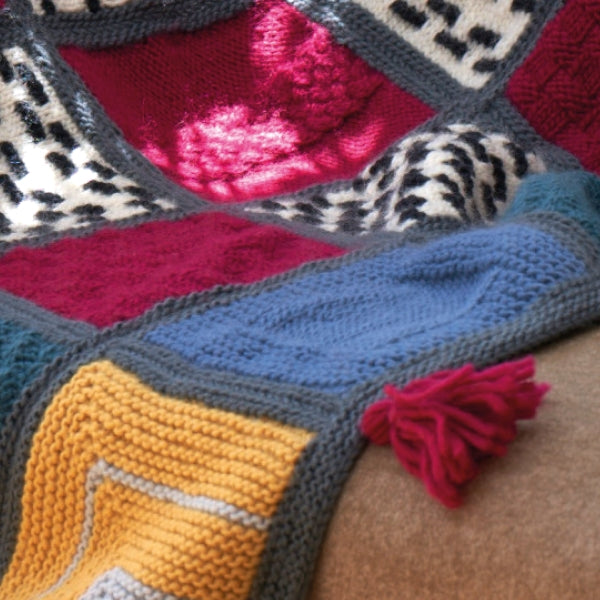 WYS Re:Treat Emeline Mindful Blanket Knitting Kit