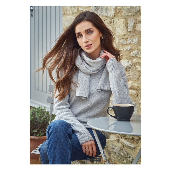 Rowan Pure Cashmere Pattern Collection